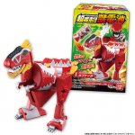 Kyoryuger Transform!! Zyudenchi Candy Toy Set of 3 [Bandai]