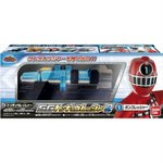 Tokkyuger SG Tokkyu Ressha Part 2 Candy Toy Set of 5 [Bandai]