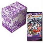 Youkai Watch Medal Vol 4 - Buruburu! Trouble Youkai Daishugo! Box of 24 [Bandai]