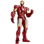 Sci-Fi Revoltech No. 042 Iron Man Mark VII [Kaiyodo]