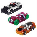 Kamen Rider Drive - DX Shift Car Set 01 [Bandai]