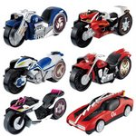 Kamen Rider Drive - Signal Legend Bike GP2 Set of 6 [Bandai]