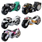 Kamen Rider Drive - Signal Legend Bike GP3 Set of 5 [Bandai]