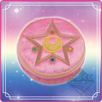 Sailor Moon Ichiban Kuji Crystal Star Pouch [Banpresto]