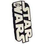 Star Wars iPhone 5/5s Case - Logo Silicone Jacket (STW-16A) [Gourmandise]