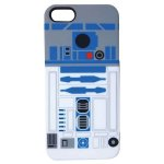 Star Wars iPhone 5/5s Case - R2-D2 (STW-13B) [Gourmandise]