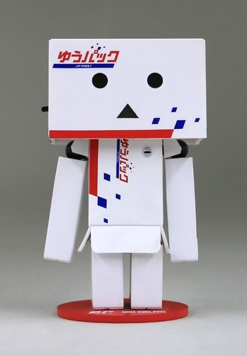 Yotsubato! Revoltech Danboard Mini Japan Post Yu-Pack Ver [Kaiyodo]