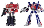 Transformers Chronicle 01 G1 & Movie Optimus Prime Set [Takara Tomy]