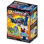 Transformers Gum DX Series Fortress Maximus Mini Model Complete Set [Kabaya]