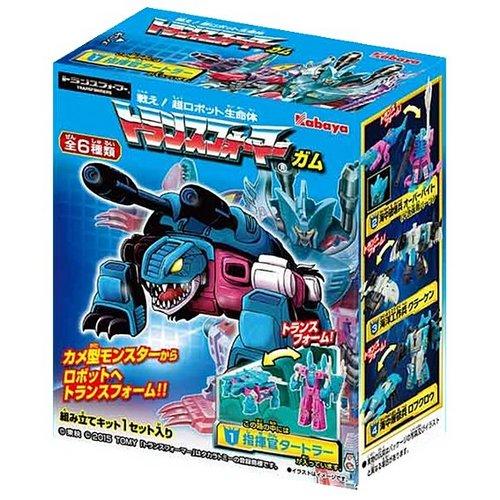 Transformers Gum Series 9 Seacons Set of 6 [Kabaya]