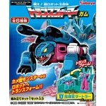 Transformers Gum Series 9 Seacons Mini Model Complete Set of 6 [Kabaya]