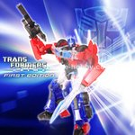 Transformers Prime Tokyo Toy Show First Edition Shining Optimus Prime [Takara Tomy]