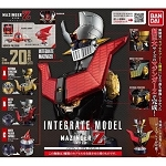 Integrate Model Mazinger Z - Complete Set of 3 (Gashapon) [Bandai]