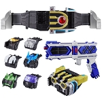Complete Selection Modification Ixa Belt & Ixariser (Kamen Rider Kiva) (Canada Only) [Bandai]