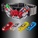 Complete Selection Modification Double Driver Ver.1.5 (Kamen Rider W) [Bandai]