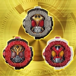 Kamen Rider Zi-O DX Ridewatch Set Vol. 1 (Exclusive) [Bandai]