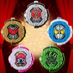 Kamen Rider Zi-O DX Ridewatch Special Set (Exclusive) (Damaged Box) [Bandai]