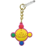 Sailor Moon Charm Charapin - Henshin Brooch [Bandai]