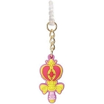 Sailor Moon Charm Charapin - Spiral Heart Moon Rod [Bandai]