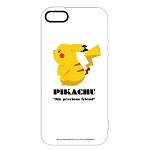 Pokemon iPhone 5/5s Case - Pikachu (POKE-502A) [Gourmandise]