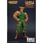 Guile Action Figure (Ultra Street Fighter II:  The Final Challengers) [Storm Collectibles]