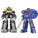 Super Mini-Pla Astro Megazord & Delta Megazord Set (Power Rangers in Space) [Bandai]