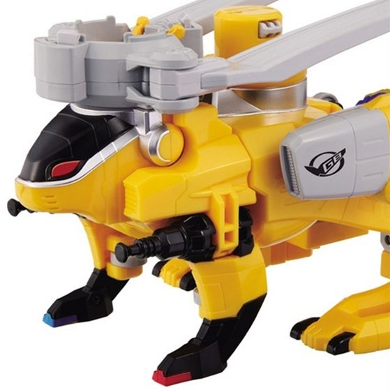 Go Busters Buster Machine RH-03 Rabbit [Bandai]