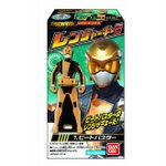Legend Sentai Series Ranger Key Candy Toy Part 2 Set of 5 [Bandai]