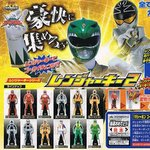 Ranger Key Capsule Toy Part 2 Set of 12 [Bandai]