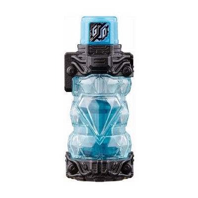Kamen Rider Build GP Full Bottle Series 01 - Diamond Full Bottle (Gashapon) [Bandai]