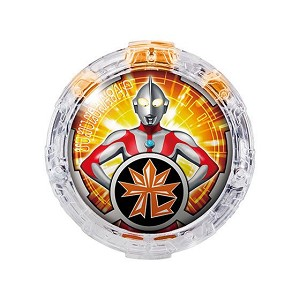 Ultraman R/B Gashapon R/B Crystal 06 Complete Set of 8 [Bandai]