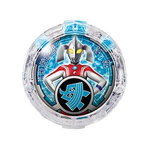 Ultraman R/B Gashapon R/B Crystal 06 - Mother of Ultra Crystal [Bandai]