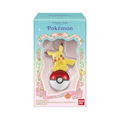 Pokemon Twinkle Dolly Set of 5 (Candy Toy) [Bandai]