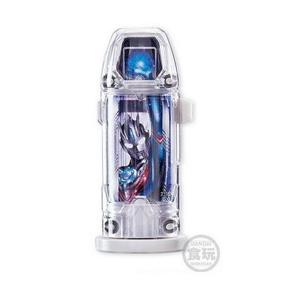 Ultraman Geed SG Ultra Capsule 01 - Orb Hurricane Slash Capsule (Candy Toy) [Bandai]