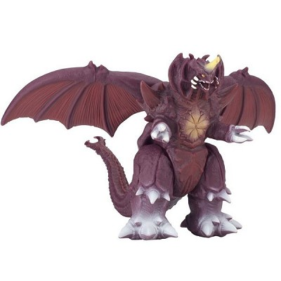 Movie Monster Series Destroyah (Godzilla) (Minor Paint Defect) [Bandai]