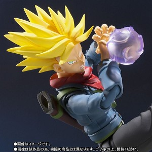 S.H.Figuarts Future Trunks (Dragon Ball Super) [Bandai]