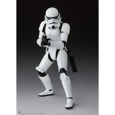 S.H.Figuarts Stormtrooper (Star Wars:  A New Hope) [Bandai]