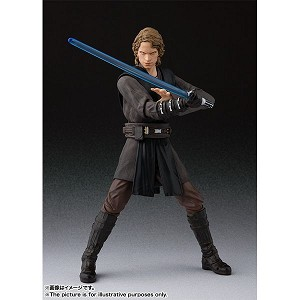 S.H.Figuarts Anakin Skywalker (Star Wars: Revenge of the Sith Ver.) [Bandai]