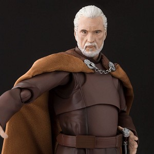 S.H.Figuarts Count Dooku (Star Wars: Revenge of the Sith) [Bandai]