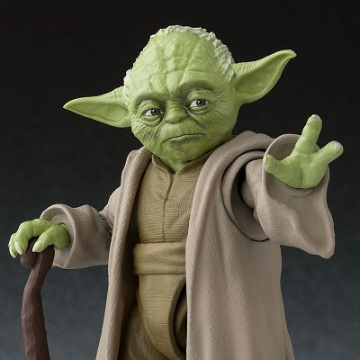 S.H.Figuarts Yoda (Star Wars: Revenge of the Sith) [Bandai]