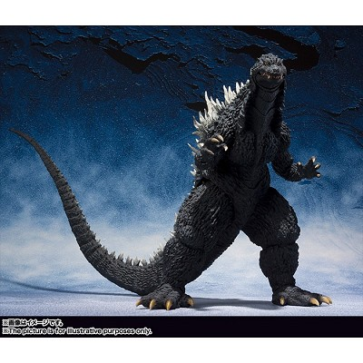 S.H.MonsterArts Godzilla 2002 (Reissue) (US) [Bandai]