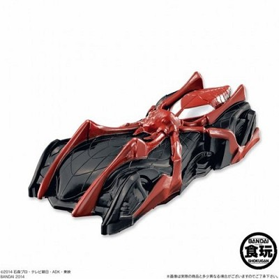 Kamen Rider Drive SG Shift Car - Spider Viral Core [Bandai]