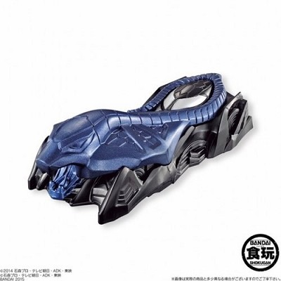 Kamen Rider Drive SG Shift Car - Cobra Viral Core [Bandai]
